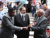 منتصر الزيات: تأخر التصويت بلجان انتخابات المحامين فى عابدين حتى الآن