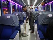 """نكشف خطة السكة الحديد لخداع المواطنين ورفع أسعار تذاكر القطارات المكيفة 100% بدون قرار رسمى بالزيادة.. الهيئة بدأت فى إلغاء القطارات المكيفة العادية بالوجهين القبلى والبحرى واستبدالها بالـ""""VIP"""""""