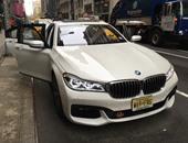 ابتكارات فريدة فى سيارة  7 Series BMW...تحكم بالإيماءات وريموت باللمس