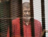 """بعد أكثر من 800 يوم.. محمد مرسى يواصل الهذيان أمام المحكمة: """"أنا الرئيس"""".. المعزول فى شهادته بقضية اقتحام سجن بورسعيد """"دونت ميكس"""": أهالى بورسعيد وألتراس الأهلى مظلومان.. وأول مرة أوقع على أقوالى"""
