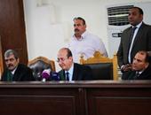 """تأجيل إعادة محاكمة 8 متهمين بـ""""أحداث مدينة نصر """" لـ 29 سبتمبر"""