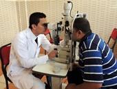 بالصور.. قافلة طبية مجانية من وزارة الداخلية لعلاج أهالى السويس