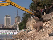 """""""الرى"""": إزالة 10 آلاف و544 مخالفة على نهر النيل من إجمالى 50 ألف حالة"""