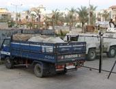ضبط 85 قضية تهريب عبر محور قناة السويس خلال شهر