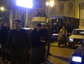 مقتل مرتكب حادث رقيب شرطة بنها خلال تبادل لإطلاق النار مع قوات الأمن