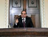 """موجز أخبار مصر للساعة 6.. """"السيسى"""" للقضاة: لا سلطان عليكم غير القانون"""