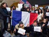 المعلمون والطلبة الفرنسيون يتظاهرون تنديدا بقرارات وزارة التعليم