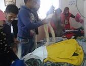 """""""اعمل خير"""" تنظم فعالية لكساء 500 طفل شوارع بالإسكندرية"""