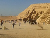 وزير الثقافة ومحافظ أسوان يتوجهان إلى أبو سمبل لحضور تعامد الشمس