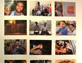 """بالصور.. """"متفائلون"""" يشاركون بمعرض الفوتوغرافية لتوثيق ابتسامات الجميع"""