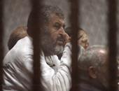 """أحكام بالسجن المؤبد للمتهمين فى """"خلية أبناء الشاطر"""""""