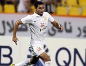 أحمد فتحى يتدرب منفردا مع أم صلال استعدادا لكأس أمير قطر