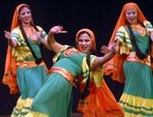 فرقة رضا تشارك فى العيد الخامس للأثريين المصريين
