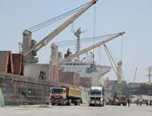 وصول 63 ألف طن قمح روسى لميناء سفاجا
