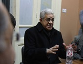 """حمدين صباحى وعمرو حلمى ينضمان لاجتماع التيار الديمقراطى بـ""""مصر الحرية"""""""
