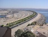 هيئة السد العالى تعلن جاهزية مفيض توشكى لتصريف المياه حال زيادة الفيضان
