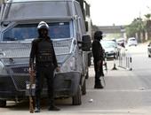 """""""أ ش أ"""": إصابة عدد من قوات الأمن فى العريش إثر اشتباكات مع مسلحين"""