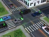 علماء يطورون إشارات مرور ذكية تظهر على زجاج السيارات