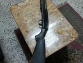 القبض على عاطل بحوزته بندقية تركى وطلقات نارية فى الإسماعيلية