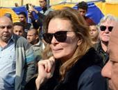 يسرا وإلهام شاهين تعتذران عن مؤتمر جائزة السينما العربية بسبب وفاة فيروز