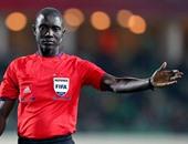 أفضل حكام أفريقيا يدير مباراة مصر والكونغو فى تصفيات المونديال