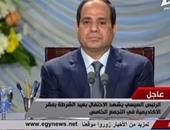 أخبار مصر للساعة السادسة.. الرئيس: نواجه فى سيناء فكرًا إجراميًا