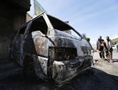 مقتل 3 جنود ومواطن فى انفجار عبوة ناسفة فى حضرموت