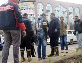 """الأمن يستدعى خبراء المفرقعات لفحص جسم غريب بـ""""عبد المنعم رياض"""""""