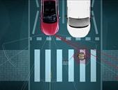"""بالفيديو والصور.. نظام جديد لـ""""جاجوار"""" ينبه السائق بالدراجات المجاورة"""