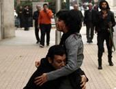 """صورة مقتل شيماء الصباغ لإسلام أسامة تفوز بالمركز الأول بمسابقة """"شوكان"""""""