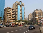 المرور تناشد السائقين اﻹلتزام بالتحويلات فى شارع جامعة الدول منعا للزحام