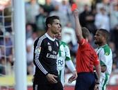 رونالدو مهدد بالإيقاف 12 مباراة فى الليجا