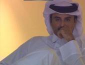 """صحيفة عكاظ عن تصريحات """"تميم"""": """"قطر تشق الصف وتنحاز لأعداء الأمة"""""""