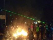 الداخلية:عناصر إخوانية تطلق النار على القوات بالمطرية وجار التعامل معهم