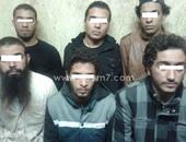 """ضبط 10 من """"الإرهابية"""" شاركوا فى أعمال العنف بالمطرية"""