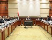 محلب يترأس اجتماع الحكومة لمناقشة الأوضاع الأمنية والاقتصادية