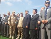 أول صور لمقر وزارة الداخلية الجديد بأكاديمية الشرطة