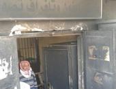 مجهولون يشعلون النيران فى مكتب بريد وسنترال بالقليوبية
