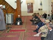 محافظة السويس تحتفل بذكرى بالمولد النبوى الشريف بمسجد بدر