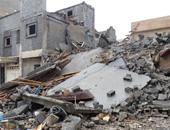 مستشفى ببنغازى: 36 قتيلاً و264 جريحًا حصيلة الرصاص العشوائى عام 2016
