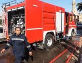 الحماية المدنية بالجيزة تتمكن من السيطرة على حريق بشقة سكنية بفيصل