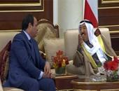 """موجز أخبار مصر للساعة الواحدة.. """"السيسى"""" يصل الكويت"""
