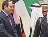 موجز أخبار مصر للساعة6.. السيسى يبدأ زيارة الكويت بلقاء غرفة الصناعة