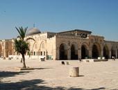 الاحتلال الإسرائيلى يمنع الرجال دون الـ50 من صلاة الجمعة بالحرم القدسى