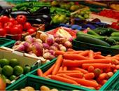 أسعار الفاكهة والخضروات اليوم السبت 21/2/2015