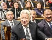 مرتضى منصور:عمرى ما زنيت لا شربت خمره ولا سجاير وبصلى الفجر حاضر