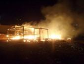 مصرع 12 شخصا جراء اندلاع حريق كبير بمصنع فى روسيا