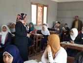 حى شبرا الخيمة يغلق الورش المجاورة للمدارس لتوفير جو ملائم للطلاب بالامتحانات