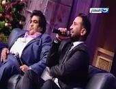 """شاهد.. أغنية """"ادعولى فى الحرم"""" لأحمد سعد بـ""""آخر النهار"""""""