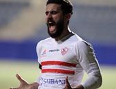 بالفيديو.. باسم مرسى يحصل على أول إنذار فى قمة نهائى الكأس